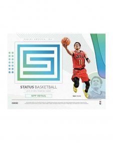2018/19 Panini NBA Basketball Status Retail 8-Pack Box