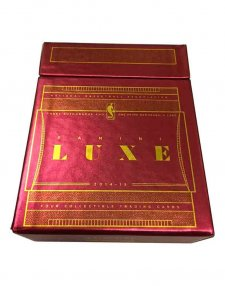 2014/15 Panini NBA Basketball Luxe Hobby Box