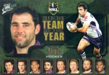 2009 NRL Classic Team of the Year TY9 Cameron Smith Storm