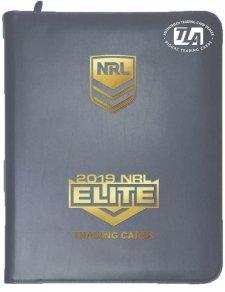 2019 TLA NRL Elite Folder / Album