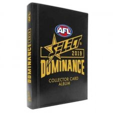 2019 Select AFL Dominance Folder / Album