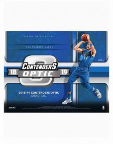 2018-19 Panini NBA Basketball Contenders Optic Hobby Box