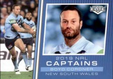2019 NRL Elite 2019 Captains CC17 Boyd Cordner NSW