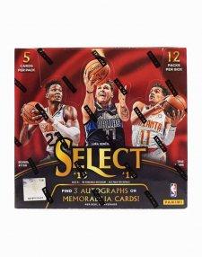 2018-19 Panini NBA Basketball Select Hobby Box