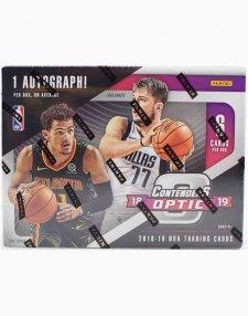 2018-19 Panini NBA Basketball Contenders Optic Hobby Box