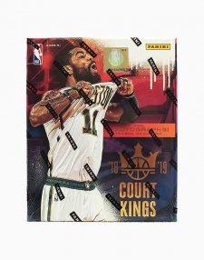 2018-19 Panini NBA Court Kings Hobby Box