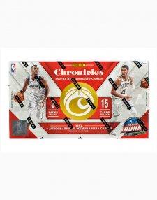 2017-18 Panini NBA Basketball Chronicles Hobby Box