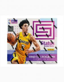 2017-18 Panini NBA Basketball Status Hobby Box