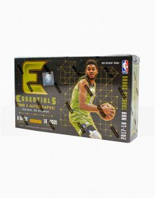 2017-18 Panini NBA Basketball Essentials Hobby Box