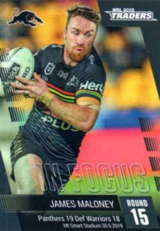 2019 NRL Traders Player in Focus Round 15 IF15 James Maloney Panthers