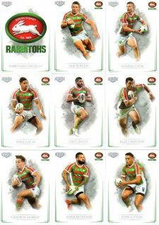 2019 NRL Elite 9-Card Base Team Set South Sydney Rabbitohs