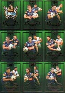 2019 NRL Elite Mojo Emerald Gold Coast Titans