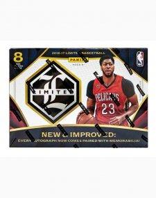 2016-17 Panini NBA Basketball Limited Hobby Box