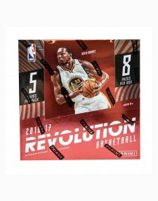 2016-17 Panini NBA Basketball Revolution Hobby Box