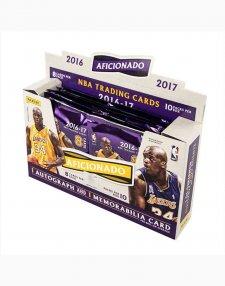 2016-17 Panini NBA Basketball Aficionado Hobby Box