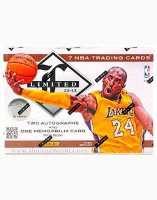 2012-13 Panini NBA Basketball Limited Hobby Box