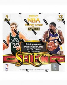 2016-17 Panini NBA Basketball Select Hobby Box