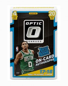 2017-18 Panini NBA Basketball Donruss Optic Hobby Box