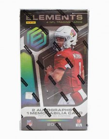 2019 Panini NFL Football Elements Hobby Box