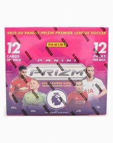2019/20 Panini EPL Soccer Prizm Hobby Box