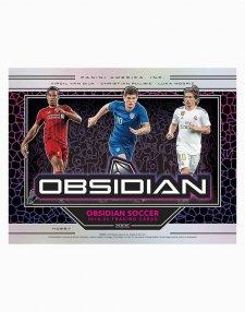 2019/20 Panini EPL Soccer Obsidian Hobby Box