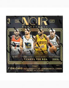 2016-17 Panini NBA Basketball Noir Hobby Box