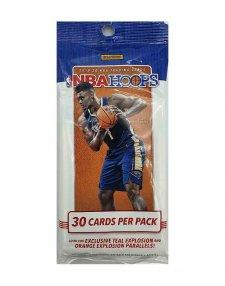 2019-20 Panini NBA Basketball Hoops Fat Pack