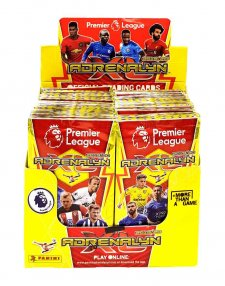 2019/20 Panini EPL Soccer Adrenalyn XL Box