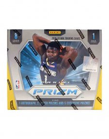 2019-20 Panini NBA Basketball Prizm Choice Hobby Box