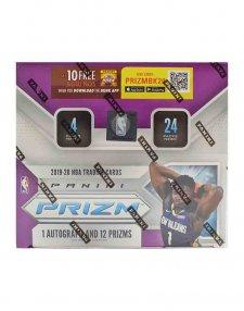 2019-20 Panini NBA Basketball Prizm Retail Box
