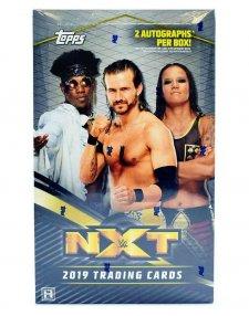 2019 Topps WWE NXT Hobby Box