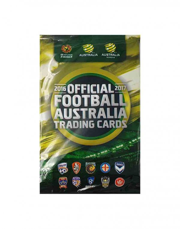 2016/17 FFA & A-League Sealed Soccer Packet