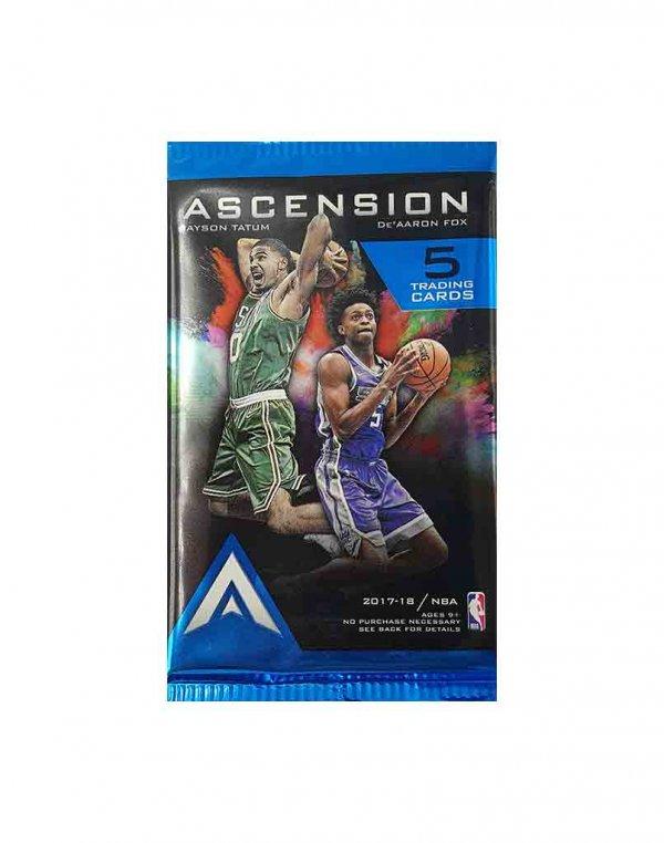 2017-18 Panini NBA Basketball Ascension Hobby Packet