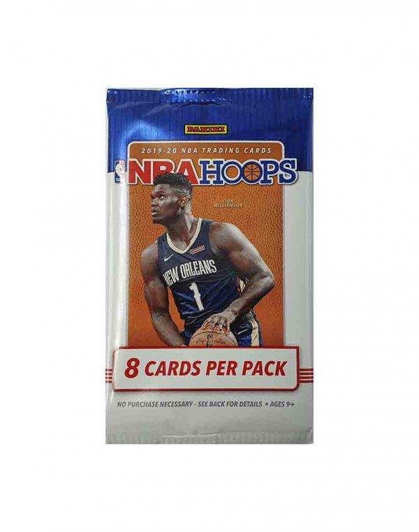 2019-20 Panini NBA Basketball Hoops Retail Packet