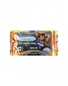 2019-20 Panini NBA Basketball Prizm Hobby Packet