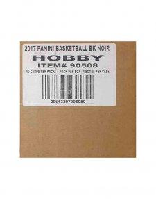 2016-17 Panini NBA Basketball Noir 4-Box Hobby Case