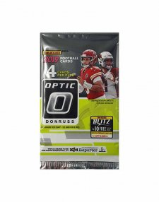 2019 Panini NFL Football Donruss Optic Hobby Packet