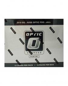 2019 Panini NFL Football Donruss Optic Fat Pack