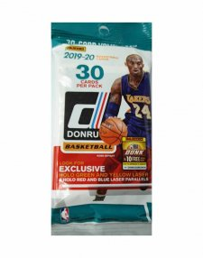 2019-20 Panini NBA Basketball Donruss Fat Pack
