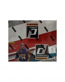 2019-20 Panini NBA Basketball Donruss Retail Box