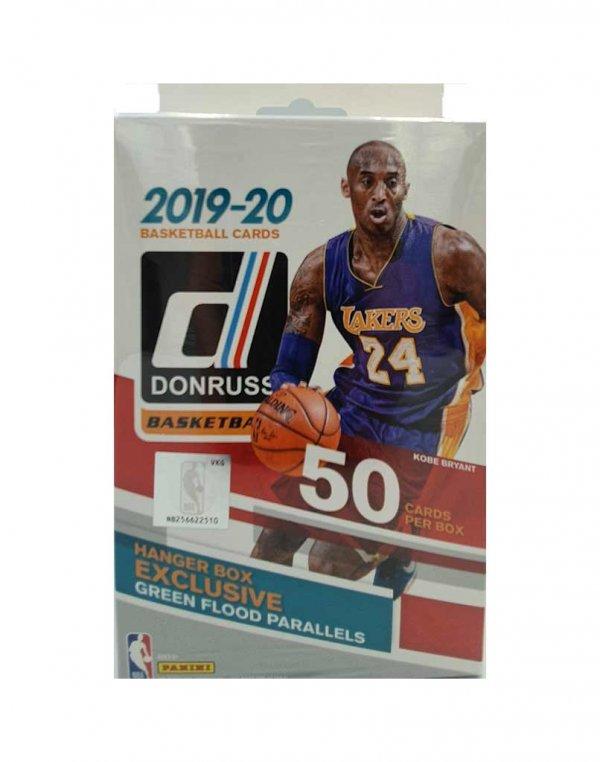 2019-20 Panini NBA Basketball Donruss Hanger Box