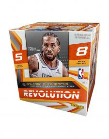 2019-20 Panini NBA Basketball Revolution Hobby Box