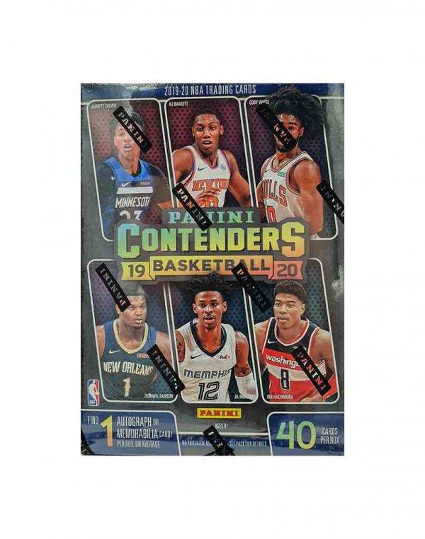 2019-20 Panini NBA Basketball Contenders Blaster