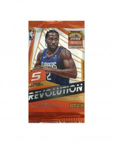 2019-20 Panini NBA Basketball Revolution Hobby Packet