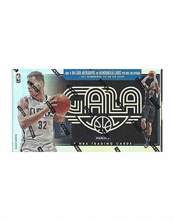 2015-16 Panini NBA Basketball Gala Hobby Box