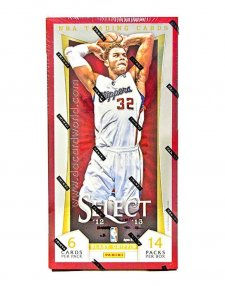 2012-13 Panini NBA Basketball Select Hobby Box