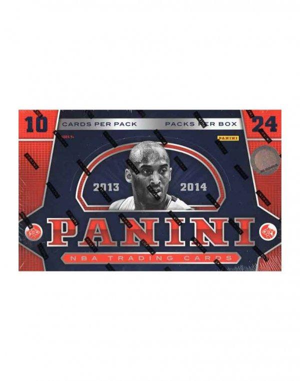 2013-14 Panini NBA Basketball Hobby Box