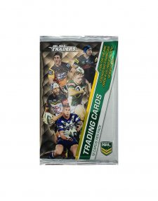 2015 NRL Traders Factory Sealed Packet