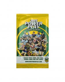 2015 NRL Power Play Sealed Packet
