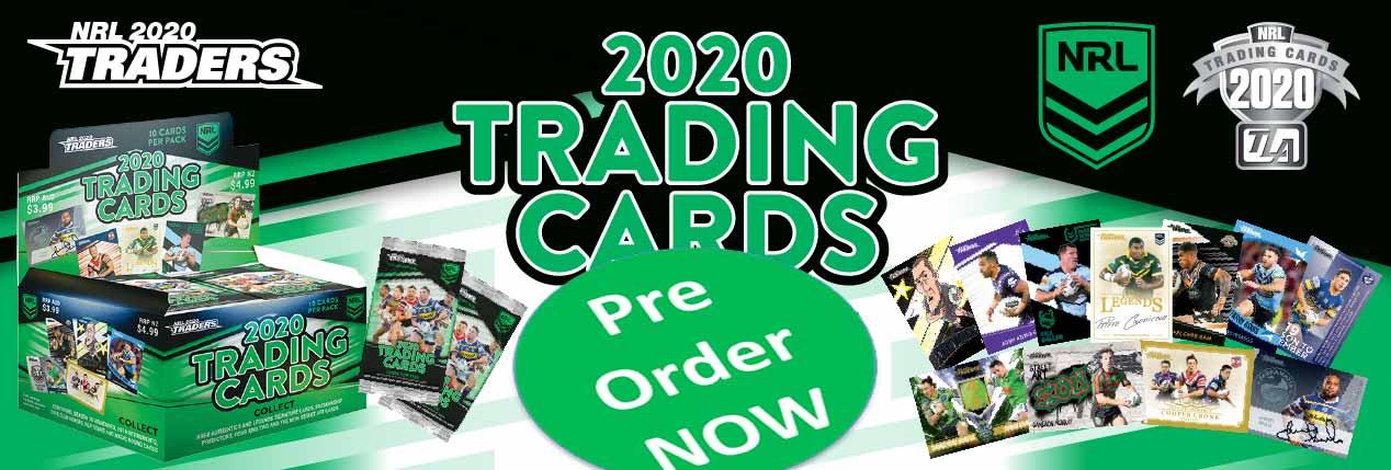 Traders-Pre-Order